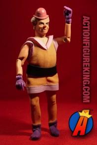 Superman villain Mister Mxyzptlk: MEGO-8-inch action figure.