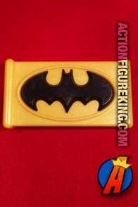 Sonics Wacky Pack Batman Belt Buckle.