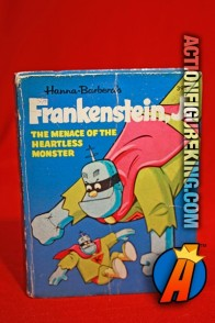 Frankenstein, Jr. A Big Little Book from Whitman.