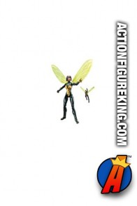 Avengers Infinite Series 01 3.75 inch Platinum Wasp action figure from Hasbro.