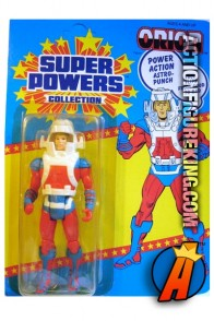 Vintage Kenner Super Powers Collection Orion action figure.