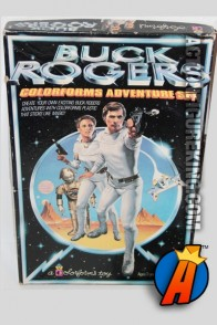Buck Rogers Colorforms Adventure Set circa 1980.