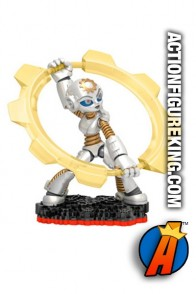 Skylanders Trap Team Gearshift figure from Activision.