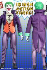 DC Comics Mego Retro-Syle Loose 18-Inch JOKER Action Figure from Figures Toy Co.