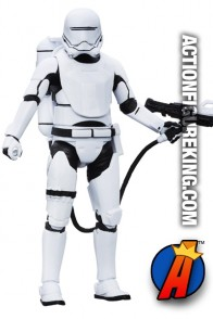 STAR WARS 6-Inch Scale Black Series FLAMETROOPER Action Figure from HASBRO.
