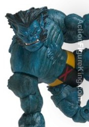 Marvel Legends Series 4 Beast Action Figure from Toybiz.