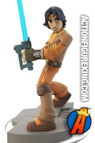 STAR WARS Disney Infinity 3.0 Rebels Ezra Bridger figure.