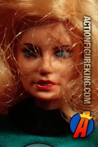 From the pages of the Fantastic Four comes this Mego 8-inch Invisible Girl action figure.