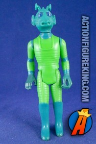 Star Wars 3.75-inch Greedo action figure from Kenner.