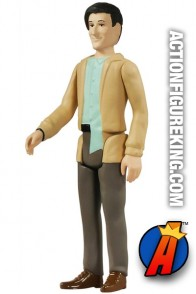 Funko's ReAction line of Back to the Future featuring George McFly.