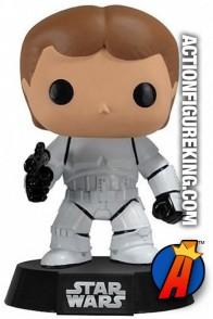 FUNKO POP! STAR WARS ECCC Exclusive HAN SOLO Stormtrooper FIGURE Number 15.