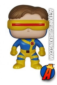 Funko Classic X-Men Pop! Marvel Cyclops vinyl bobblehead figure.