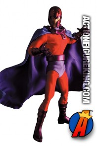 Sixth-scale Real Action Heroes MAGNETO from MEDICOM.