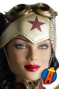 Tonner 16-inch Steampunk Wonder Woman figure.