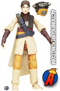 STAR WARS BLACK SERIES 6-Inch Scale BOUSHH (Leia) Action Figure.