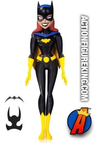 Batman the Animated Series 6-inch scale BATGIRL action figure.