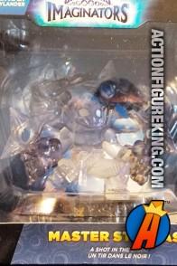 Skylanders Imaginators Clear Variant MASTER STARCAST figure from Activision.