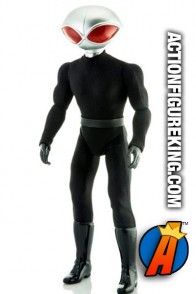 DC COMICS presents this 14-INCH BLACK MANTA actoion figure from MEGO Corp. circa 2019