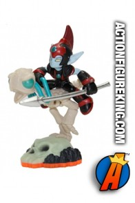 Skylanders Giants Fright Rider figure from Activision.