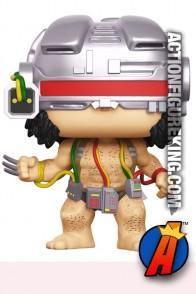 Funko Pop! Marvel X-MEN WEAPON X (Wolverine) Figure.