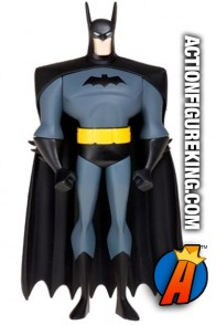 10-inch scale Batman Justice League animated series roto figure.