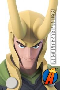 Disney Infinity 2.0 Loki gamepiece.