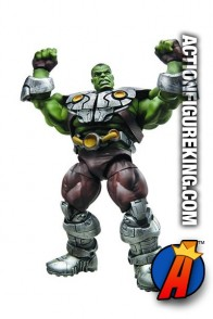 Avengers Infinite Series 3.75 inch Plantinum Hulk figure from Hasbro.