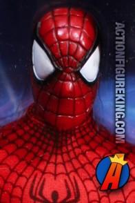Mego-style Spider-Man Origins Marvel Signature Series figure from Hasbro.
