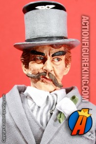 Highly detailed sixth-scale Jervis Tetch a.k.a. the Mad Hatter custom action figure.