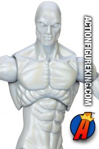Fully articulated Marvel Universe 3.75-inch Silver Surfer action figure from Hasbro.