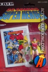 2-inch DC Comics Super-Heroes Die-Cast Metal Robin figure.