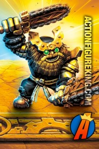 2016 Master CHAIN REACTION gamepiece from Skylanders Imaginators by Activision.