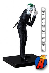 Kotobukiya DC COMICS NEW 52 Batman villain THE JOKER ArtFX Statue.