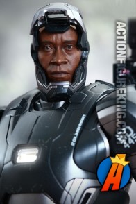 Avengers Age of Ultron War Machine action figure from Hot Toys.