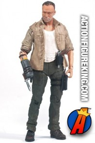 The Walking Dead TV Series 3 Merle Dixon figure from McFarlane Toys.