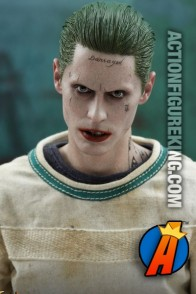 Hot Toys Suicide Squad Sixth-Scale Joker action figure.