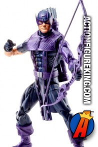 Marvel Legends Heroic Age Hawkeye figure from Hasbro.
