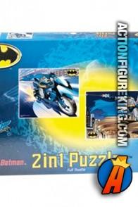 Batman 2in1 Jigsaw Puzzles from Funskool.