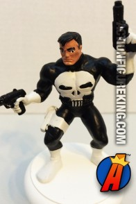 MARVEL Comics 1990 THE PUNISHER PVC figure from Spain.