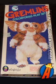 Gremlins Colorforms Playset circa 1984.