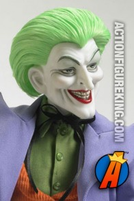 17-inch Joker dressed Tonner figure.
