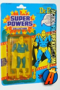 Vintage Kenner Super Powers Dr. Fate action figure.