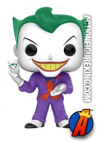 Funko DC Pop! Heroes Batman Animated JOKER figure.