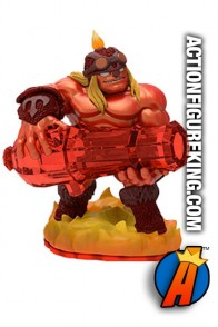 Skylanders Trap Team first edition Kaboom figure from Activision.