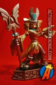 Golden Queen Sensei figure from Skylanders Imaginators.