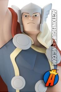 Disney Infinity Marvel Super Heroes 2.0 Thor figure.