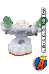 Skylanders Giants variant Flocked Lightcore Prism Break figure.