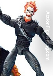Marvel Legends Series 3 Ghost Rider Action Figure from Toybiz.