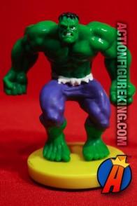 The INCREDIBLE HULK PVC Figure circa 2003.