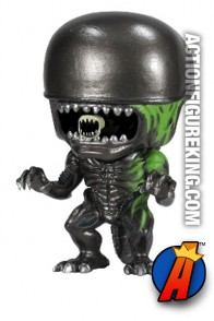Funko Pop! Movies variant Bloody Alien vinyl bobblehead figure.
